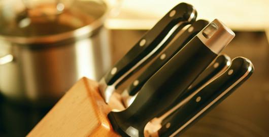 Messer Kochen