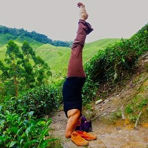 Yoga Seele